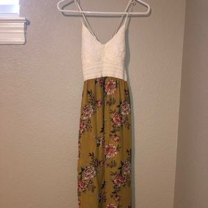 Dresses & Skirts - Maxi dress from Ross NWT
